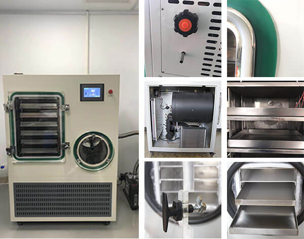 lyophilization machine
