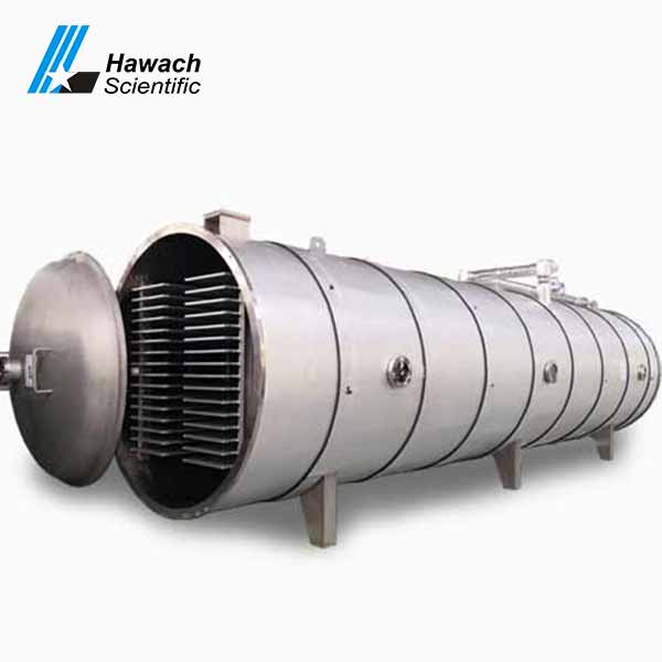 hawach's industrial food freeze dryer