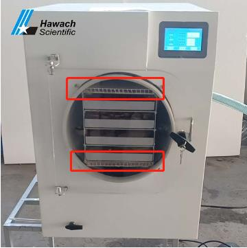 temperature control boards of -45°C home freeze drying machine